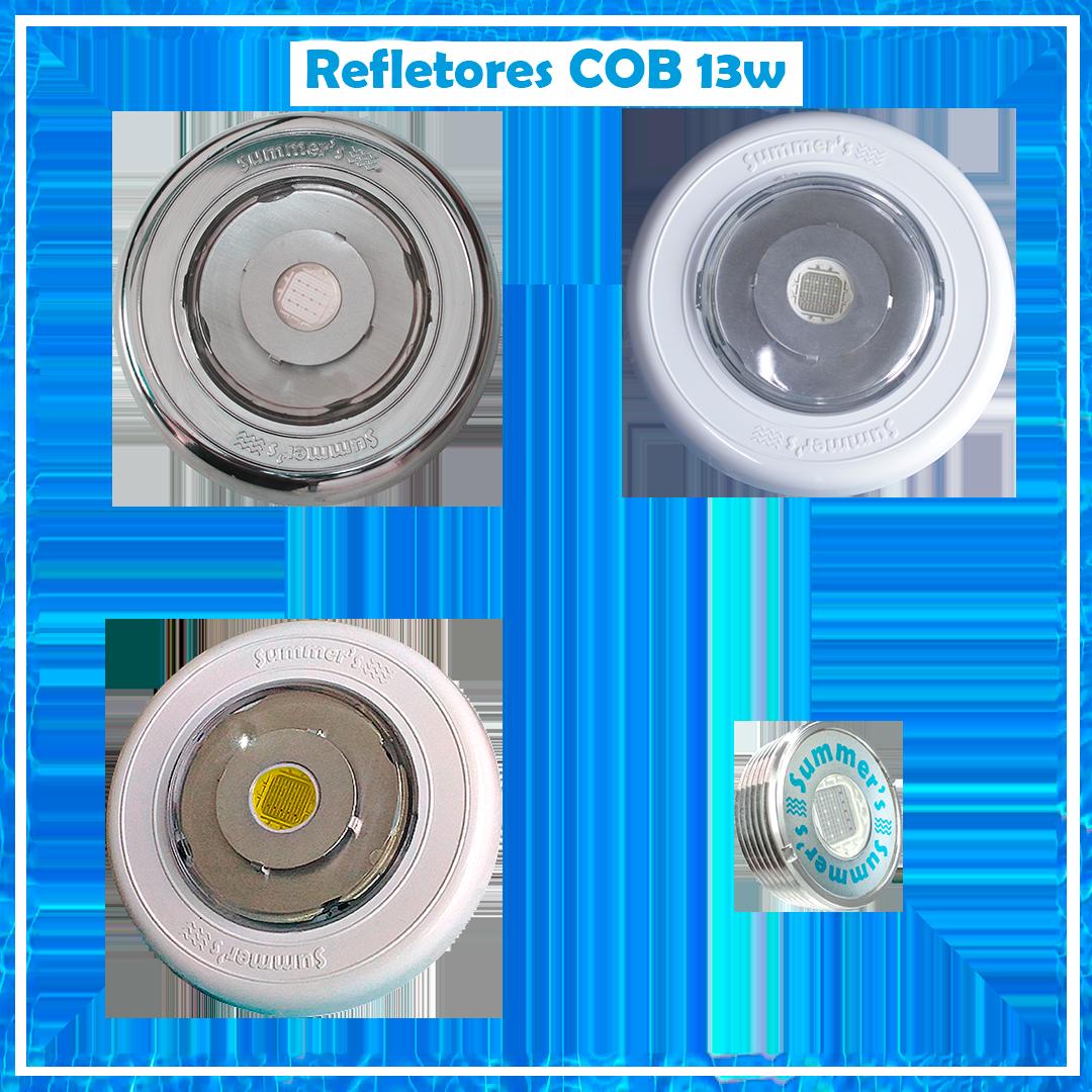 Refletores COB 13w