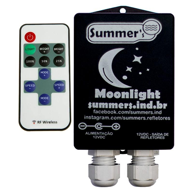 Controlador de luz led