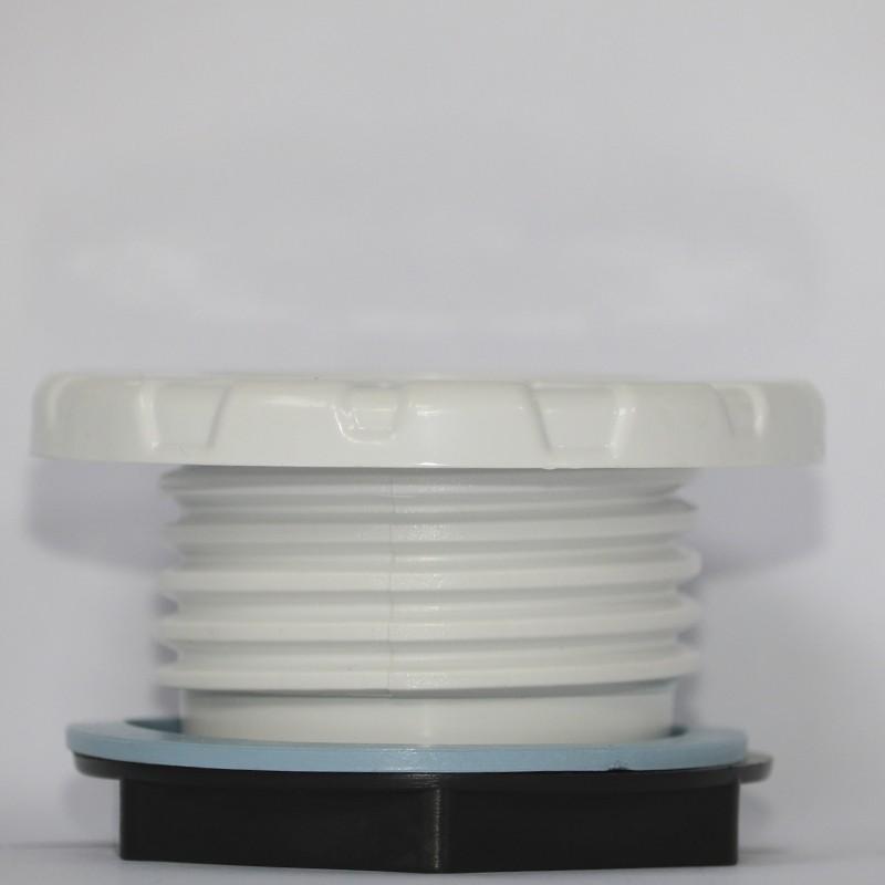 Dispositivo de retorno para piscina de fibra
